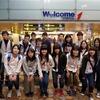 【東ティモール派遣プログラム】シンガポール到着