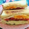 今日のごはん:4月25日のみはるごはんレシピ(サンドイッチ詳細と絶品チーズケーキプリン)