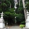 No.205⌒★【高萩市】杉と石の置物の神社。安良川八幡宮/娘の根城
