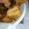 鶏の磯辺唐揚げは幻の味