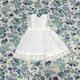 【ハルモニア服】HANON arrangement のエプロンスカートをつくりました
