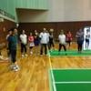 名古屋市体育館バウンドテニス教室 第5回