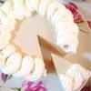 珈琲風味☆自家製ほうじ茶のレアチーズケーキ