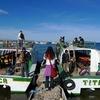 2010年 インカの始まり 太陽の島へ