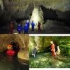 自然の神秘°˖✧まるで秘境⁈洞窟探検!