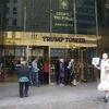 トランプタワーで日本人の住人は?ニューヨークの場所はマンハッタン