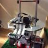ロボットの完成とプログラムの修正ʕʘ‿ʘʔ
