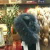 寒いから・・・ふわふわに包まれたい!!【先取り数量限定SALE】上質毛皮のファーマフラーとバック
