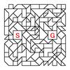 四角渡り迷路:問題15