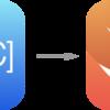 6年前に開発したObjcのアプリをSwiftで書き直してみた