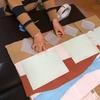 【2歳4歳育児】電車ごっこ遊び【子供だけで簡単工作】