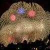 立川・昭和記念公園の花火大会をE-M1 MarkIIのライブコンポジット&Google Pixel 3で撮る