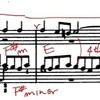 Bach Well-Tempered Klavier I No.4 C# minor Fuga (5)