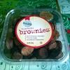 コストコの『ブラウニー(two-bite brownies)800g1028円』は全体にチョコがしみしみで大満足でした!