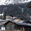 スイスのアパート宿泊