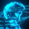 Blender 279日目。「ホログラフィックな地球のモデリング」その3(終)。