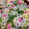 ひな祭りにはチラシ寿司 #ひなまつり #ちらし寿司 #紅ショウガ