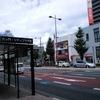 事務所最寄りのバス停から事務所までの道順