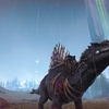 スピノサウルスがんばってみる?【ARK あこがれのラグナロク ひろいもの生活 その33】