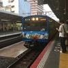 SL北びわこ号送り込み回送を撮影しに大阪へ