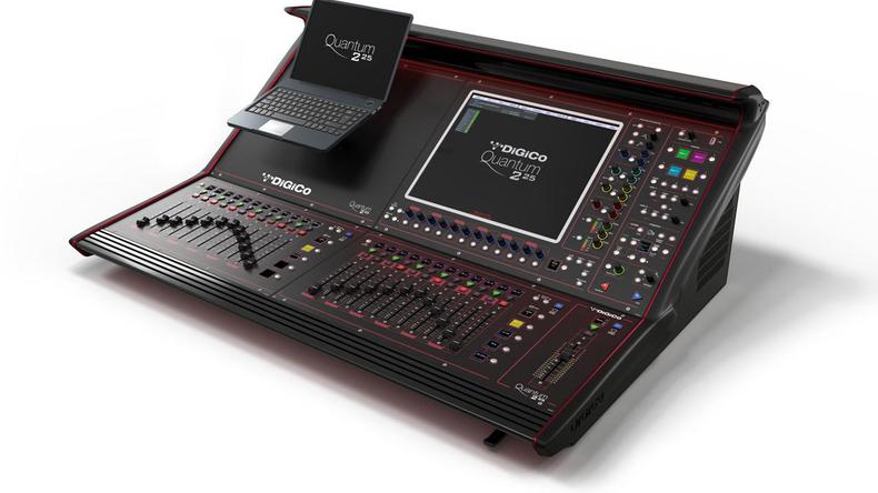 DIGICOが上位機種のエッセンスを凝縮したPA用デジタル・コンソールQuantum 225を発売