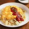 冷凍ご飯でタンパク質マシマシ洋食「とろとろ卵のシーフードオムピラフ」1人分レシピ【筋肉料理人】