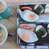 今日のお弁当🍙と朝ご飯🍳