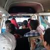 タパチュラ(メキシコ)からシェラ(グアテマラ)への移動の記録。滞在期間を90日更新