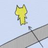前置詞のイメージ「横切って across」