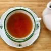 紅茶を淹れる,飲む