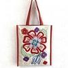 刺繍リメイク その2 外縫いバッグ