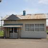 札沼線廃止予定区間を行く ― 晩生内駅 ―