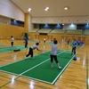 東SC バウンドテニス教室(第2回)