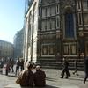 冬のイタリア「ひとりで滞在するフィレンツェ旅!2012年の元日は、フィレンツェの朝の散歩から始まった。」