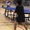 悔しいのは、頑張ったからっ!卓球 鈴亀地区・新人戦女子シングルス