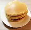 【親子クッキング】おやつにオススメ!簡単!パンケーキ作り♪