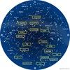 星座とギリシャ神話: 国際天文連合が認めている88の星座のうち,半数以上は古代ギリシャに起因しているとのこと.「秋の星座」とされるものも,少なくとも10の星座には,対応するギリシャ神話が.