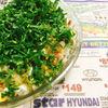 ハミルトンも食べていた?(14)Salamagundy Saladを味わおう!