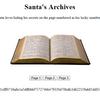 X-MAS CTF Writeup Web Santa's lucky number