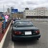 NAロードスター納車は神戸でした
