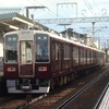 阪急8040F(2連) 宝塚線内で試運転