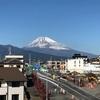 【今日の富士山】