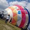 気球が飛ばなかった日。