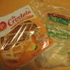 業務スーパーさんで買ったものクロスタータ/ココナッツチップス/冷凍マンゴー/カルツォーネ