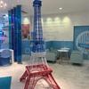 旅行会社HISによる調査「韓国No.1カフェ」に選ばれた韓国スイーツカフェ「Cafe de paris(カフェ ド パリ)」!