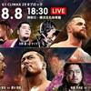 【2019年8月8日(木)神奈川・横浜文化体育館 G1 CLIMAX 29 Bブロック 試合評価 | 新日本プロレス】