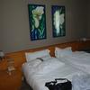 ビルバオのホテルは最高だ!