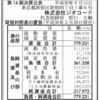 株式会社ジオコード 第14期決算公告