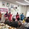 3月9日青葉区すすき野第二住宅自治会で演奏しました