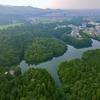 犀ヶ池(新潟県上越)